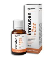 Immuten (Иммутен) - капли для повышения иммунитета