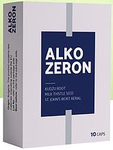 Alkozeron (Алкозерон) - капсулы от алкогольной зависимости