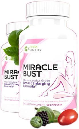 Miracle Bust - для увеличения размера женской груди