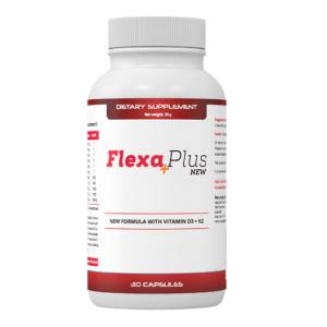 Flexa Plus (Флекса Плас) - капсулы для здоровья суставов