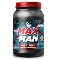 MaxMan (МаксМэн) - капсулы для наращивания мышечной массы