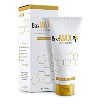 BeezMAX (БизМАКС) – крем для суставов
