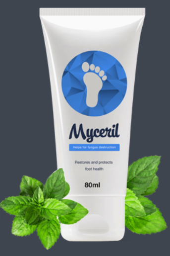 Myceril (Мицерил) - крем от грибка стоп