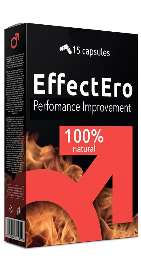 EffectEro (ЭффектЭро) - капсулы для повышения потенции