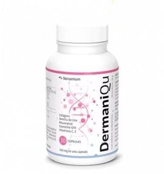 DermaniQu (ДерманиКьюу) - капсулы для омоложения кожи и организма