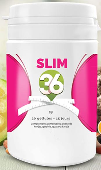 Slim36 (Слим 36) - капсулы для похудения
