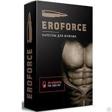 EroForce (ЭроФорс) - капсулы для потенции
