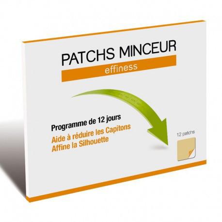 EFFINESS PATCH MINCEUR (Эффинесс Патч Минсеур) - пластырь от целлюлита