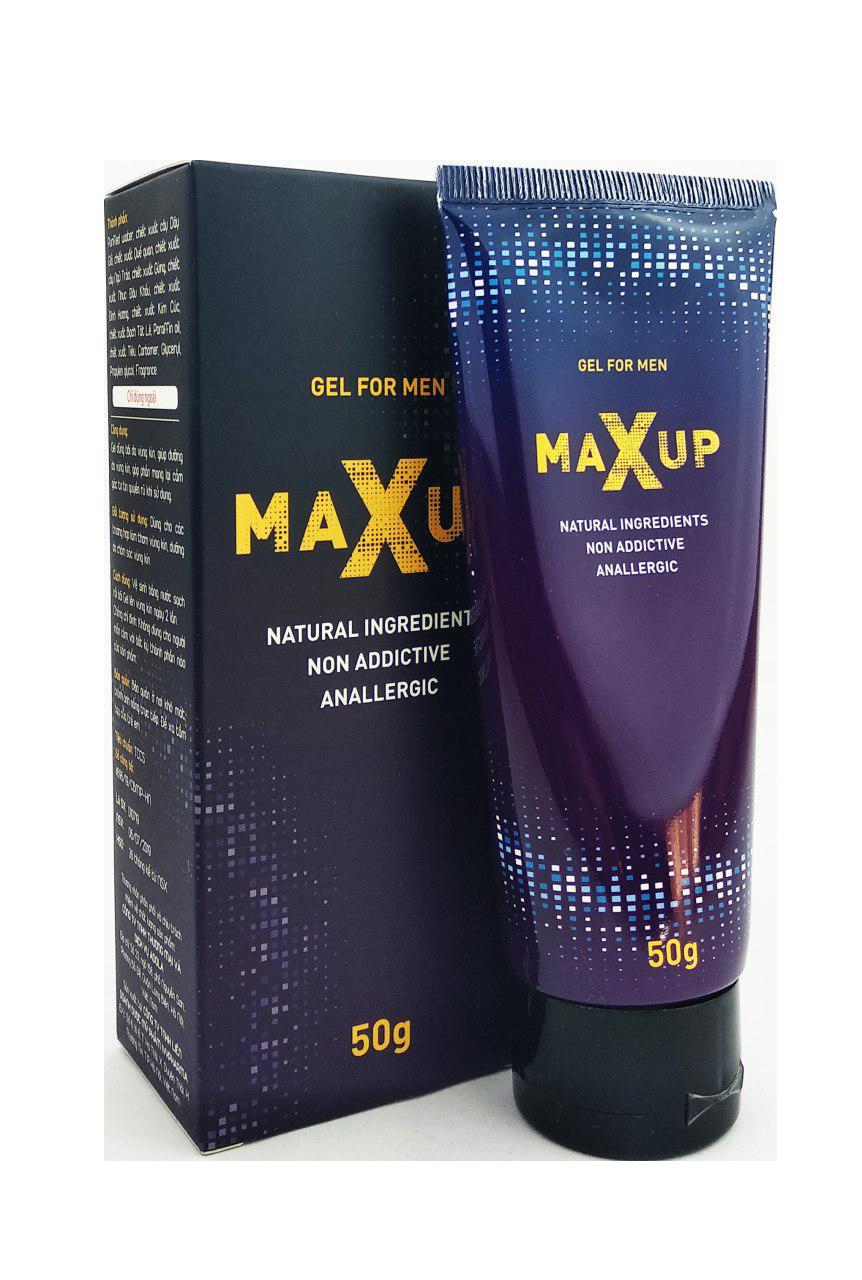 MaxUp (Макс Ап) - крем для повышения потенции