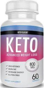 Keto Plus (Кето Плас) - капсулы для похудения