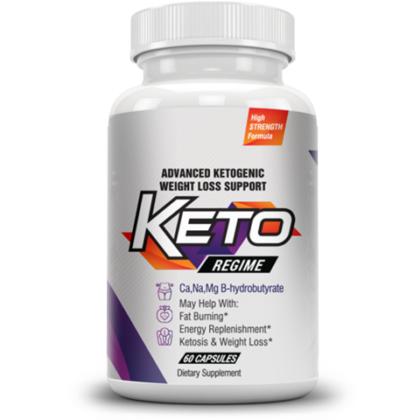 Keto Regime (Кето Режим) - капсулы для похудения
