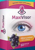 MaxiVisor (Максивизор) - капсулы для зрения