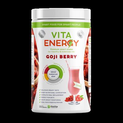 DiaVita – Vita Energy (ДиаВита-ВитаЭнерджи) - коктейль для похудения
