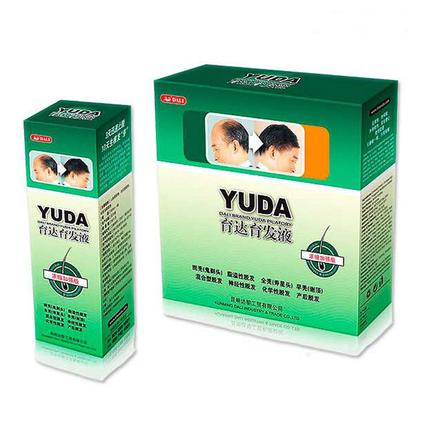 Yuda Pilatory (Юда Пилатори) – эффективное устранение алопеции