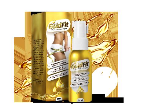 GoldFit (ГолдФит) - спрей-масло для идеальной фигуры