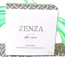 Zenza (Зенза) - омолаживающий крем
