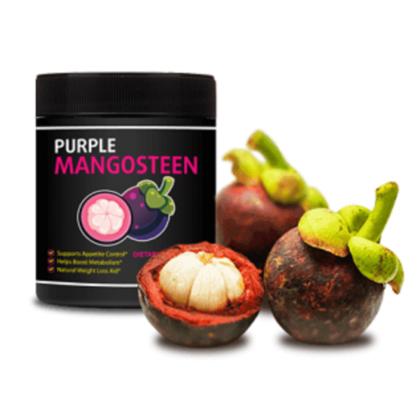 Purple Mangosteen (Пурпл Мангустин) - капсулы для похудения