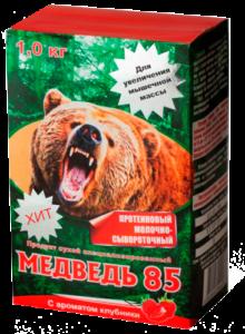 Медведь 85 - протеин молочно-сывороточный