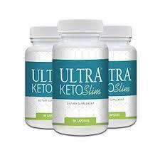 Ultra Keto Slim (Ультра Кето Слим) - капсулы для похудения