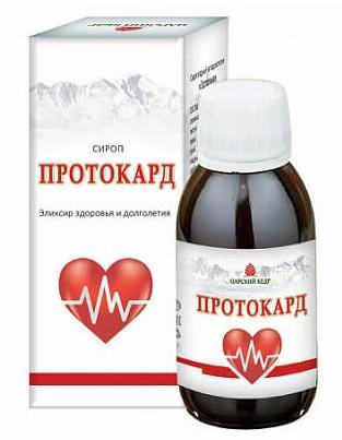 Протокард – сироп от сердечных заболеваний