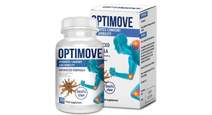 Optimove (Оптимув) - капсулы для здоровья суставов