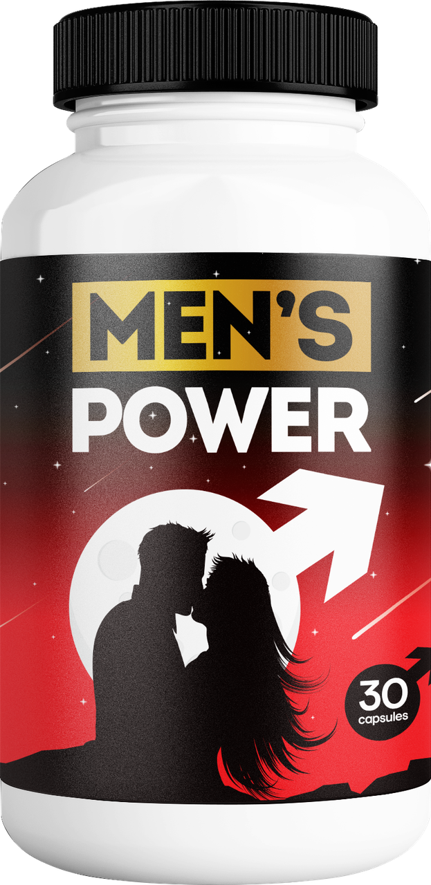 Men's Power (Мэнс Пауэр) - капсулы для потенции