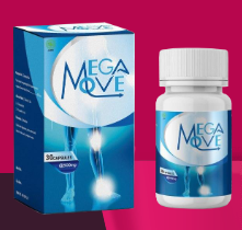 Megamove (Мегамув) - капсулы для суставов