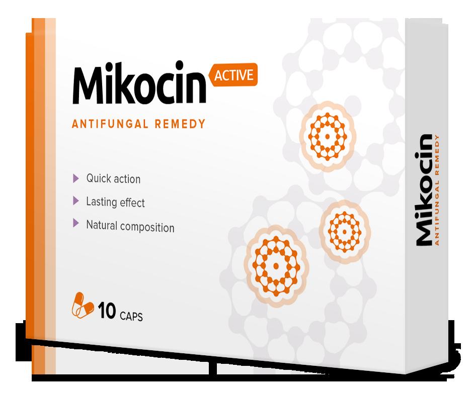 Mikocin (Микоцин) - капсулы от грибка