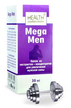 Mega Men (Мега Мен) - капли для потенции