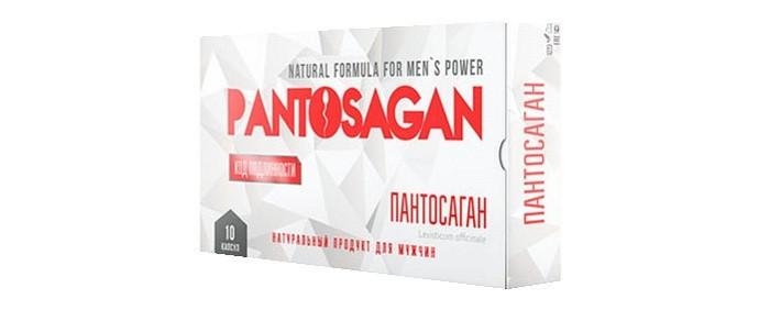 Pantosagan (Пантосаган) - капсулы для потенции