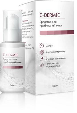C-dermic (С-дермик) - средство от псориаза