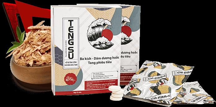 TengSu (ТенгСу) - капсулы для потенции