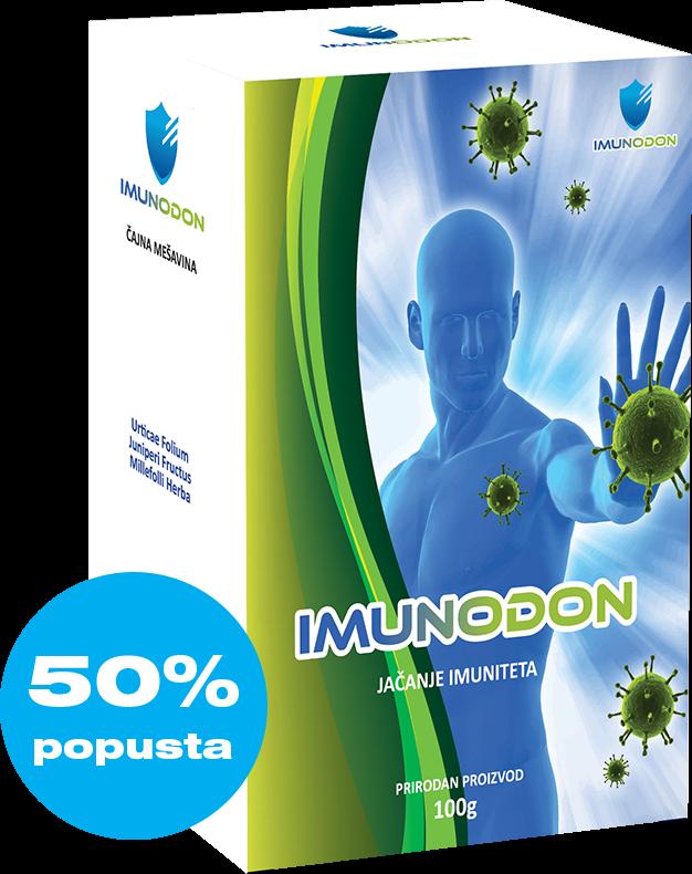 Imunodon (Имунодон) - капсулы для укрепления иммунитета