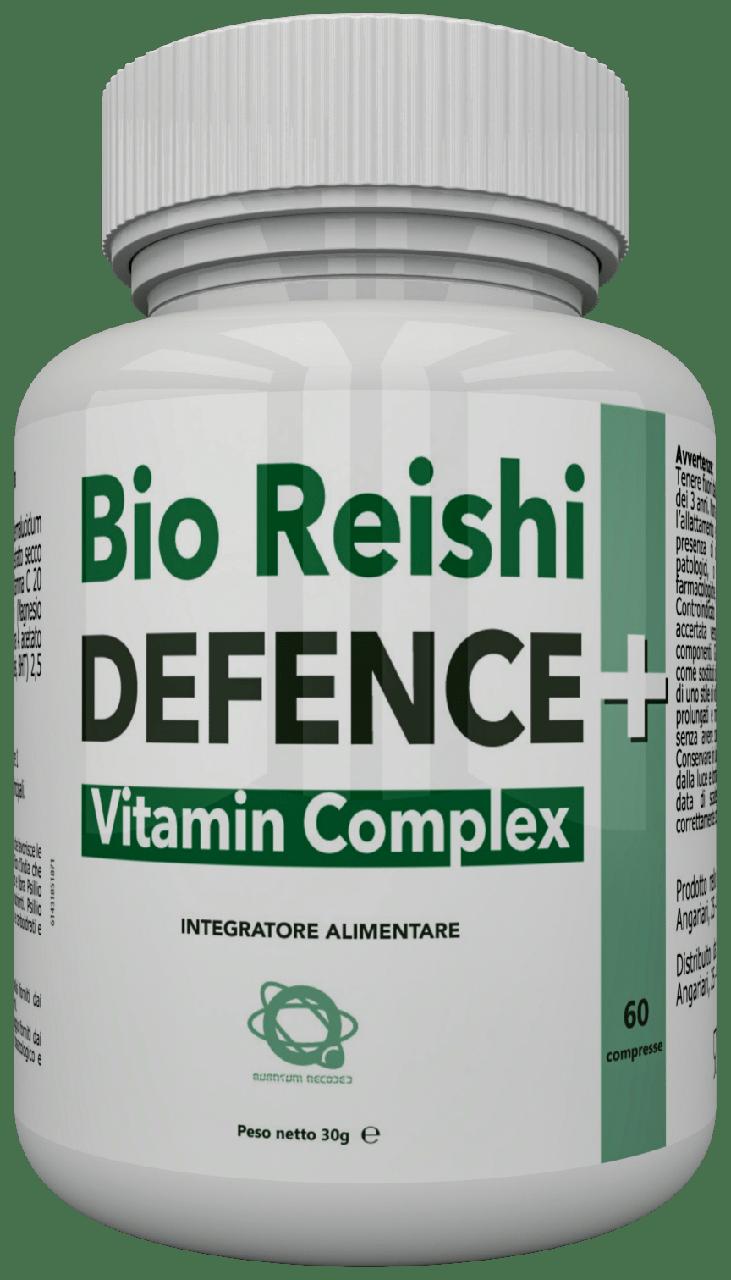 Reishi Defence+ (Реиши Дефенс+) - капсулы для иммунитета