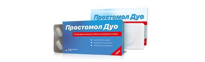 Простаном Дуо — капсулы от простатита