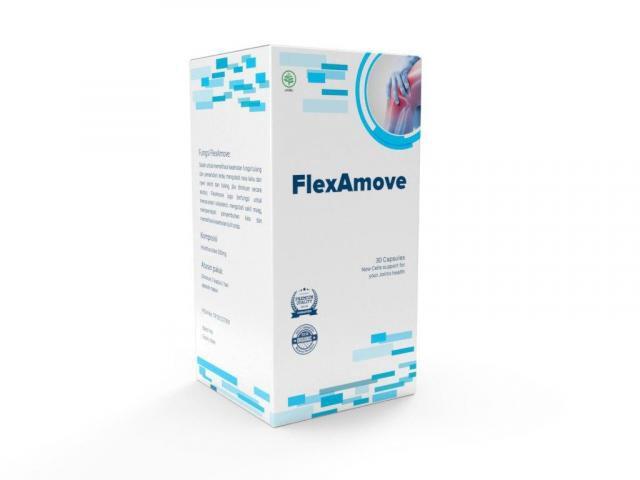 Flexamove (Флексамув) - капсулы для суставов
