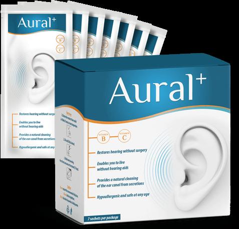 Aural+ (Аурал+) – саше для слуха
