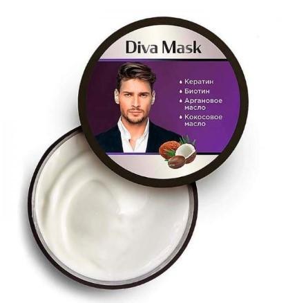 Diva Mask (Дива Маск) - маска от выпадения волос у мужчин