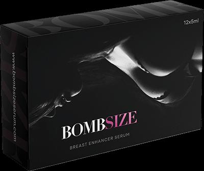 Bomb Size (Бомб Сайз) - крем для увеличения груди