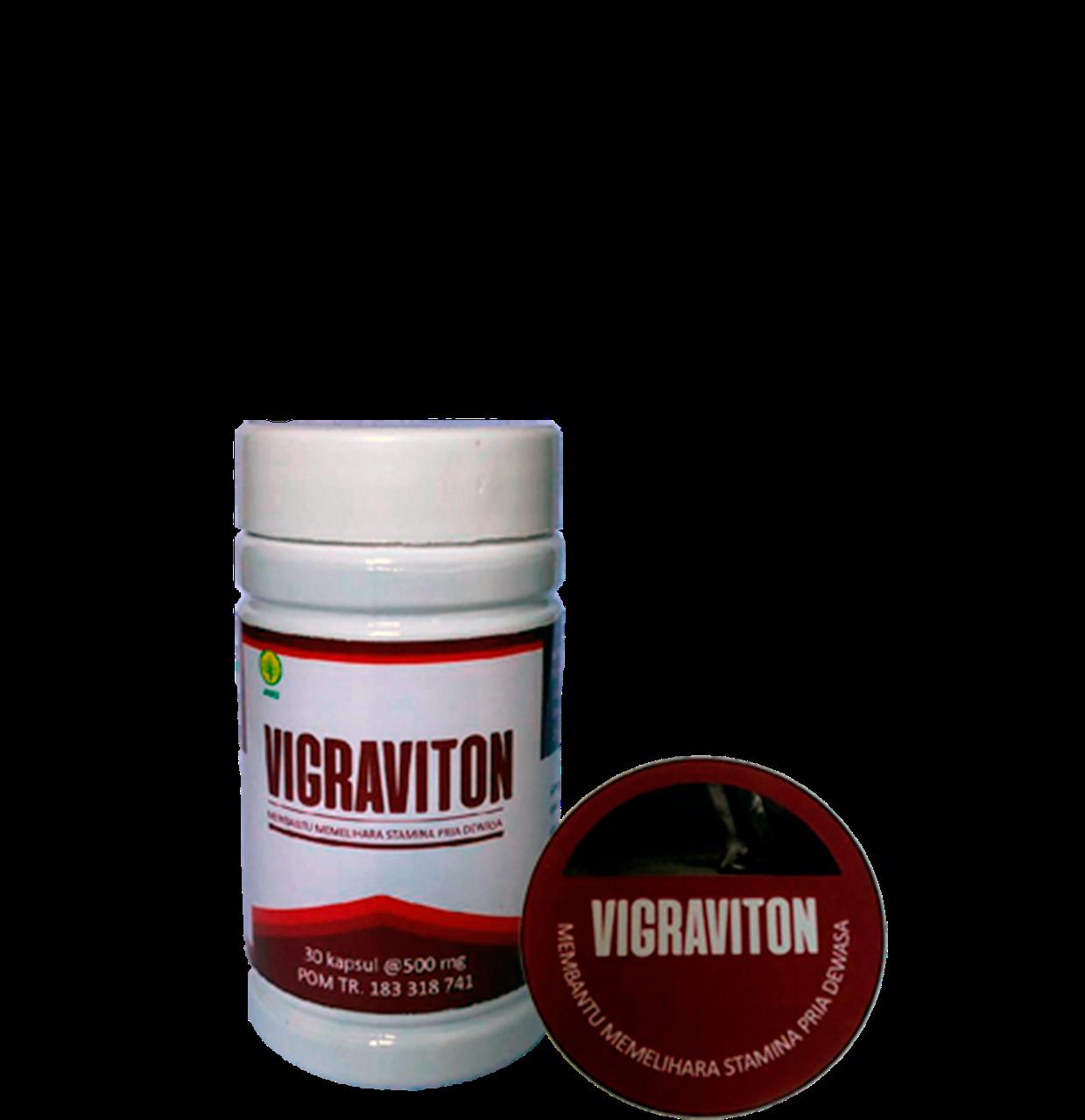 Vigraviton (Вигравитон) - капсулы для увеличения члена и повышения либидо