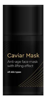 Caviar Mask (Кавиар Маск) - крем для омоложения