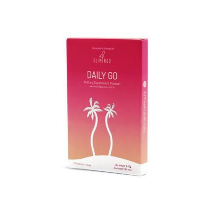 Slimingo - Daily Go (Слайминго Дейли Го) - капсулы для похудения