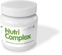 NutriComplex (НутриКомплекс) - для улучшения обмена веществ