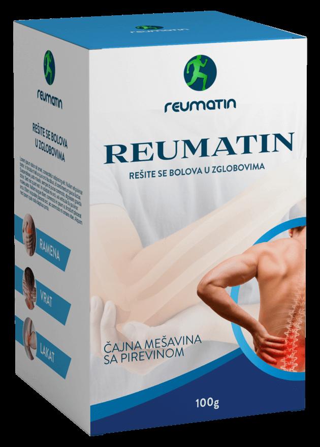 Reumatin (Ревматин) — капсулы от ревматизма