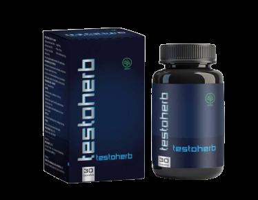 Testoherb (Тестохерб) — капсулы для улучшения потенции