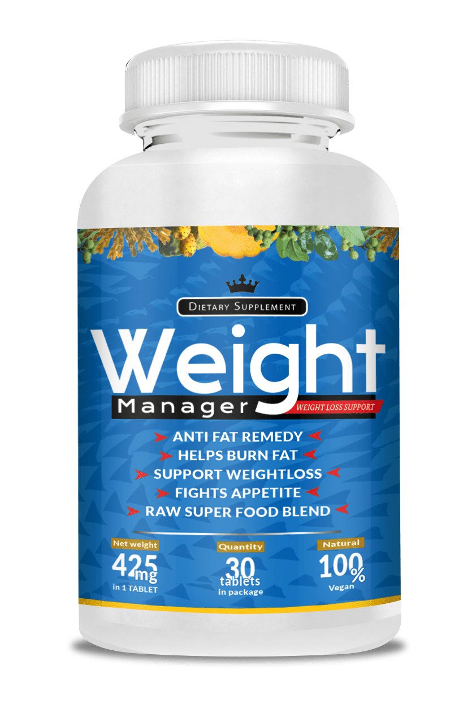 Weight Manager (Вейт Менеджер) - капсулы для похудения