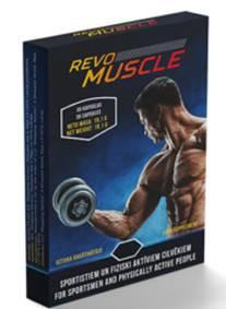 RevoMuscle - для наращивания мышечной массы