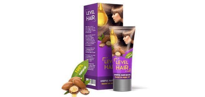 Level Hair (Левел Хэйр) - маска для волос