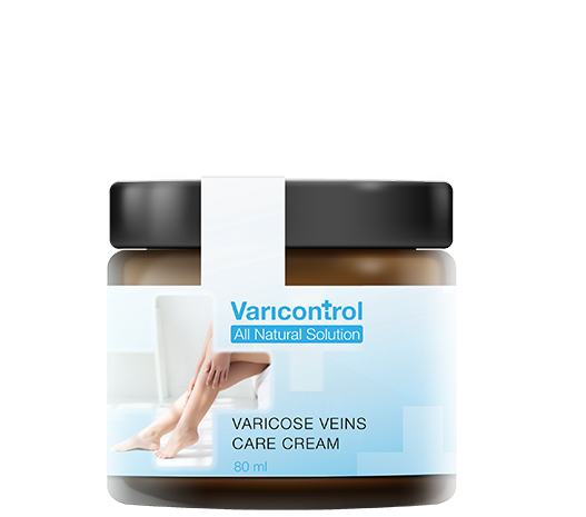 Varicontrol (Вариконтрол) - крем от варикоза