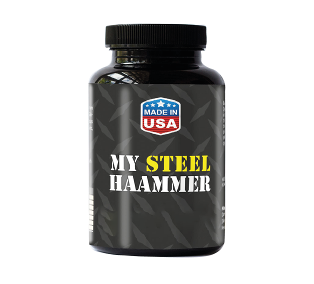 My Steel Haammer (Май Стил Хааммер) - капсулы для потенции
